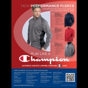 Champion Performance Fleece