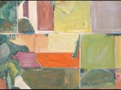 "Kansas No. 2, Oil and Acrylic (24""x32"")"
